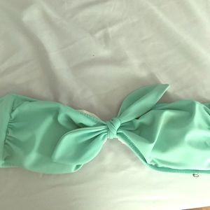 Victoria's Secret bandeau bathing suit